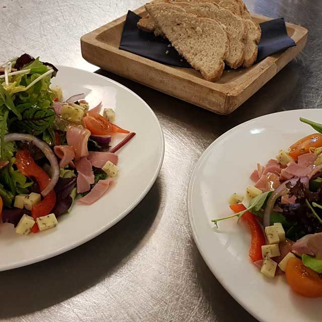 Salade Lamsham